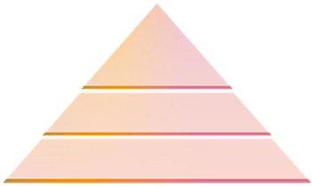 pyramide femme mini